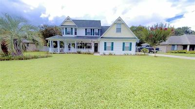 Cantonment Single Family Home For Sale: 825 Copper Ridge Dr