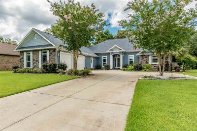 Pensacola Single Family Home For Sale: 8328 Foxtail Loop