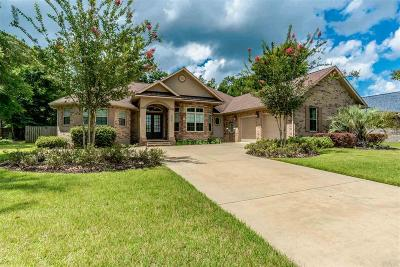 Pensacola Single Family Home For Sale: 8334 Foxtail Loop