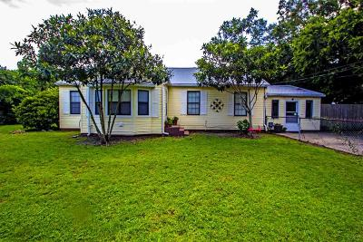 Pensacola Single Family Home For Sale: N 1015 Bloodworth Ln