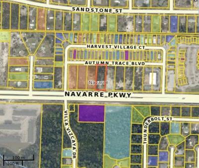 Navarre Residential Lots & Land For Sale: Hwy 98