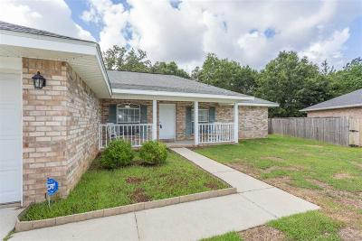 Pensacola Single Family Home For Sale: 8783 Kennedy Dr