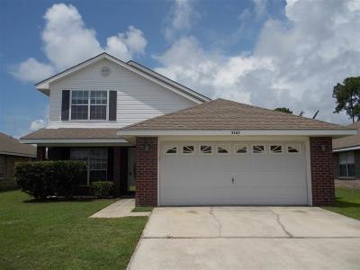 Gulf Breeze Single Family Home For Sale: 3763 McNemar Ct