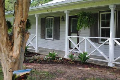 Pensacola Single Family Home For Sale: 7205 Patrick Ln