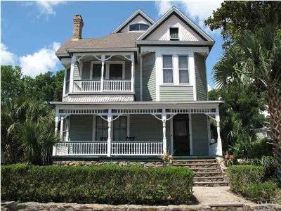 Pensacola Single Family Home For Sale: N 913 Palafox St