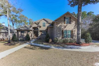 Pensacola Single Family Home For Sale: 8383 Foxtail Loop
