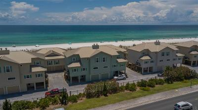 Pensacola Beach Condo/Townhouse For Sale: 1299 Ft Pickens Rd #5
