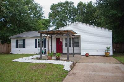 Pensacola FL Single Family Home For Sale: $90,000