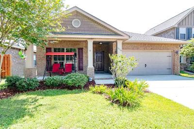 Gulf Breeze Single Family Home For Sale: 1834 Coast Ct