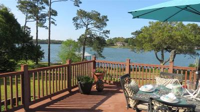 Pensacola, Pensacola Beach, Perdido, Perdido Key, Bagdad, Gulf Breeze, Milton, Navarre, Navarre Beach, Pace Single Family Home For Sale: 2631 Bayou Blvd