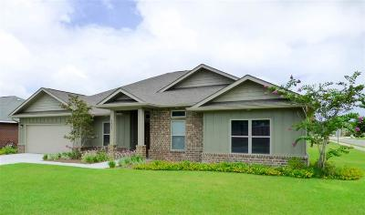 Gulf Breeze Single Family Home For Sale: 1521 Woodlawn Way