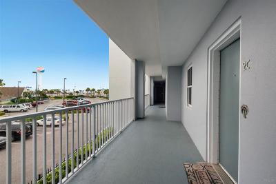 Pensacola Beach Condo/Townhouse For Sale: 751 Pensacola Beach Blvd #C-2