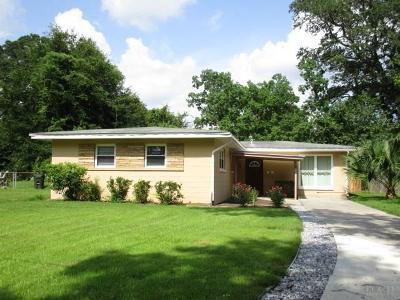 Pensacola FL Single Family Home For Sale: $105,000