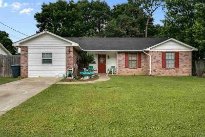 Pensacola Single Family Home For Sale: 6126 Bradshaw St