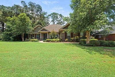 Cantonment Single Family Home For Sale: 543 Tillage Dr