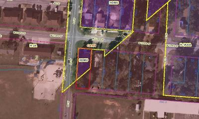 Pensacola Residential Lots & Land For Sale: W 1351 Lloyd St