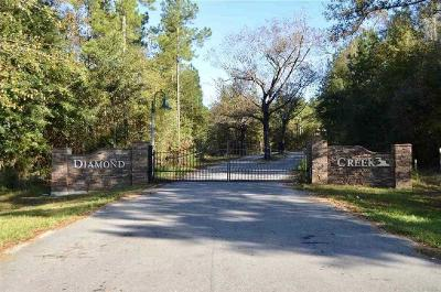 Pace Residential Lots & Land For Sale: Diamond Creek Dr