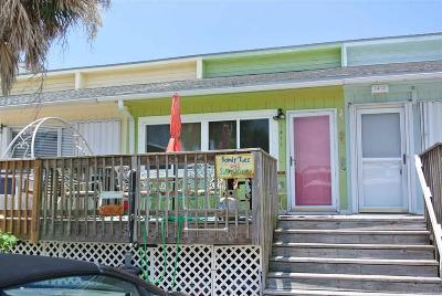 Navarre Beach Single Family Home For Sale: 1411 Tina Dr #H-1
