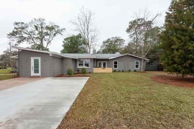 Pensacola Single Family Home For Sale: E 1780 Leonard St