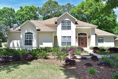 Pensacola Single Family Home For Sale: 3156 Marcus Pointe Blvd