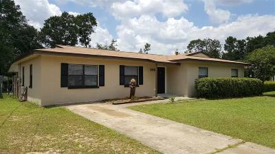 Pensacola FL Single Family Home For Sale: $125,000