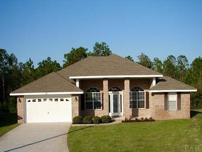Navarre Single Family Home For Sale: 2418 Amberjack Ct