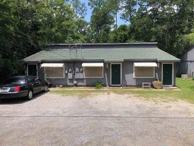 Pensacola FL Multi Family Home For Sale: $130,000