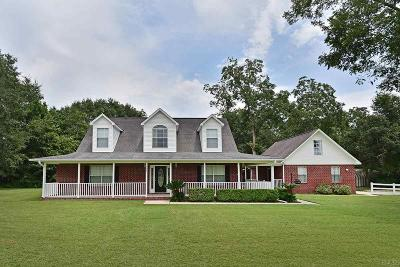 Pensacola Single Family Home For Sale: 9940 Rebel Rd