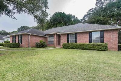 Pensacola Single Family Home For Sale: 5073 High Pointe Dr