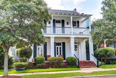 Pensacola Single Family Home For Sale: E 513 Romana St