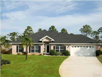 Gulf Breeze Single Family Home For Sale: 6369 Old Harbor Ct