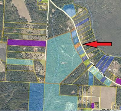 Pace Residential Lots & Land For Sale: Lot 1, 2381 Wallace Lake Rd