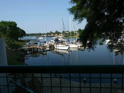 Pensacola Condo/Townhouse For Sale: S 201 Stillman St #209