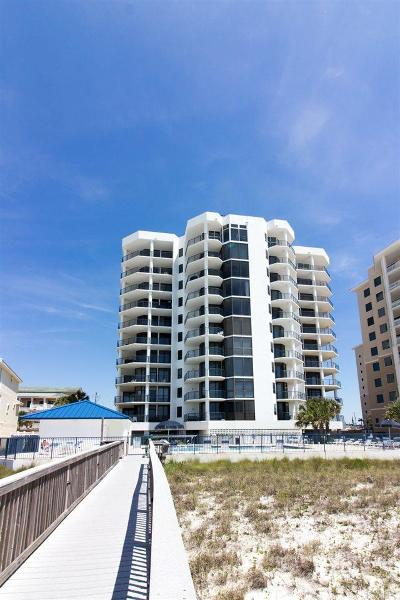 Perdido Key Condo/Townhouse For Sale: 13335 Johnson Beach Rd #402