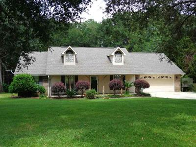 Pace Single Family Home For Sale: 5248 Crystal Creek Dr