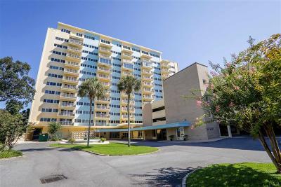 Pensacola Condo/Townhouse For Sale: 825 Bayshore Dr #1208