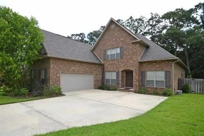 Cantonment Single Family Home For Sale: 2118 Staff Dr