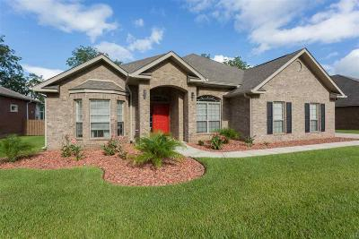 Cantonment Single Family Home For Sale: 2153 Staff Dr