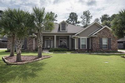 Pace Single Family Home For Sale: 6046 Stonechase Blvd
