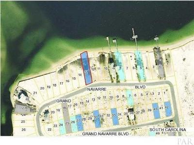 Navarre Residential Lots & Land For Sale: 7373 Grand Navarre Blvd