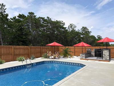 Gulf Breeze Single Family Home For Sale: 3140 Cornell Dr
