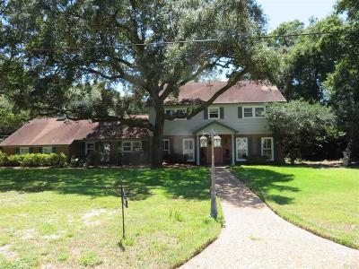 Pensacola Single Family Home For Sale: 111 Country Club Rd