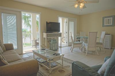 Pensacola Condo/Townhouse For Sale: 13351 Johnson Beach Rd #214E