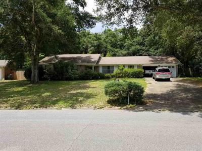 Pensacola Condo/Townhouse For Sale: 5814 Schofield Dr