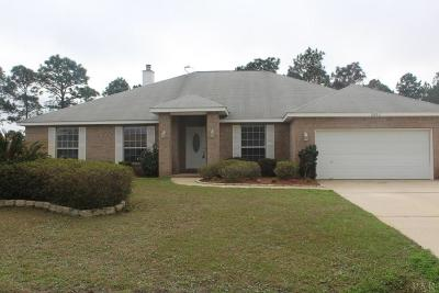 Navarre Single Family Home For Sale: 2663 Hidden Creek Dr