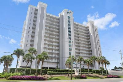 Perdido Key Condo/Townhouse For Sale: 14511 Perdido Key Dr #603