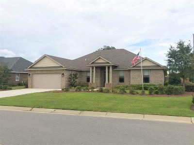 Pensacola Single Family Home For Sale: 9904 Boxelder Blvd