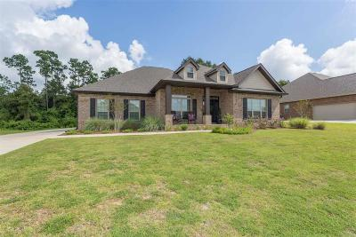 Cantonment Single Family Home For Sale: 2812 Carrington Lakes Blvd