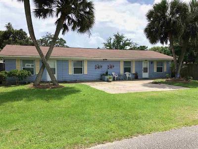 Pensacola FL Single Family Home For Sale: $189,900