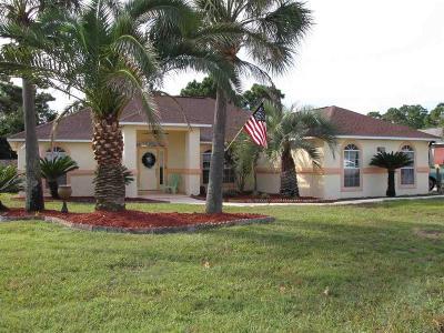Pensacola FL Single Family Home For Sale: $285,000